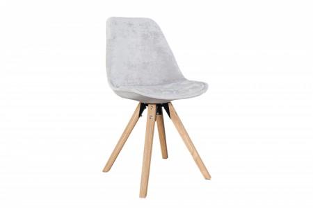 Stuhl grau stoff finest stuhl little perillo with stuhl for Stuhl thonet nachbau