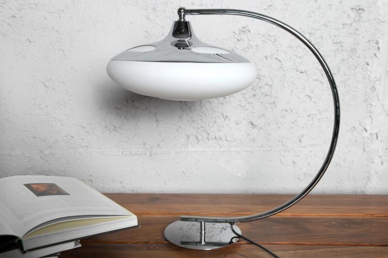 Stolní lampa Luna Logo / 112