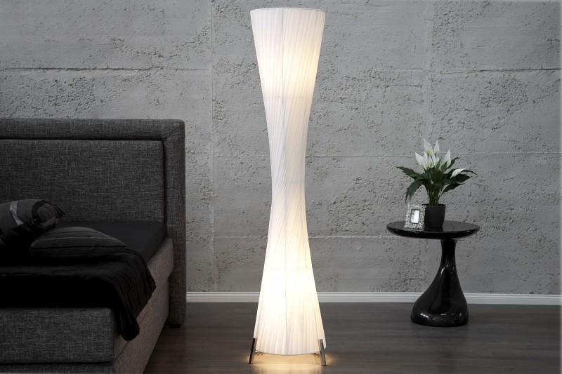 Stojací lampa Sydney 200cm - bílá / 5962