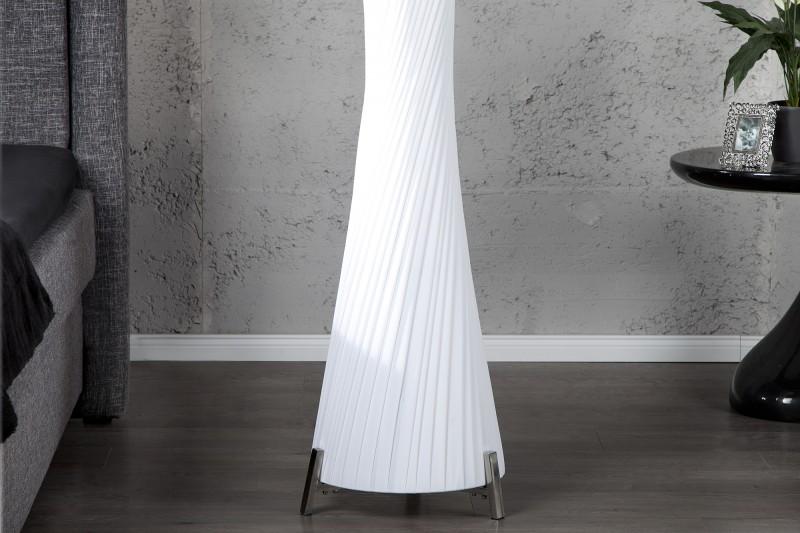 Stojací lampa Paris 200cm - bílá / 5962