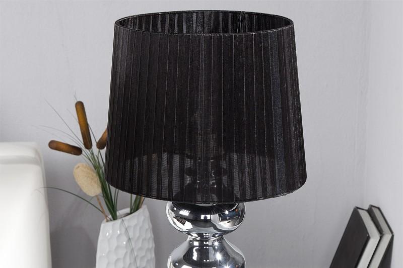 Stolní lampa Mia 60cm - černá / 19699