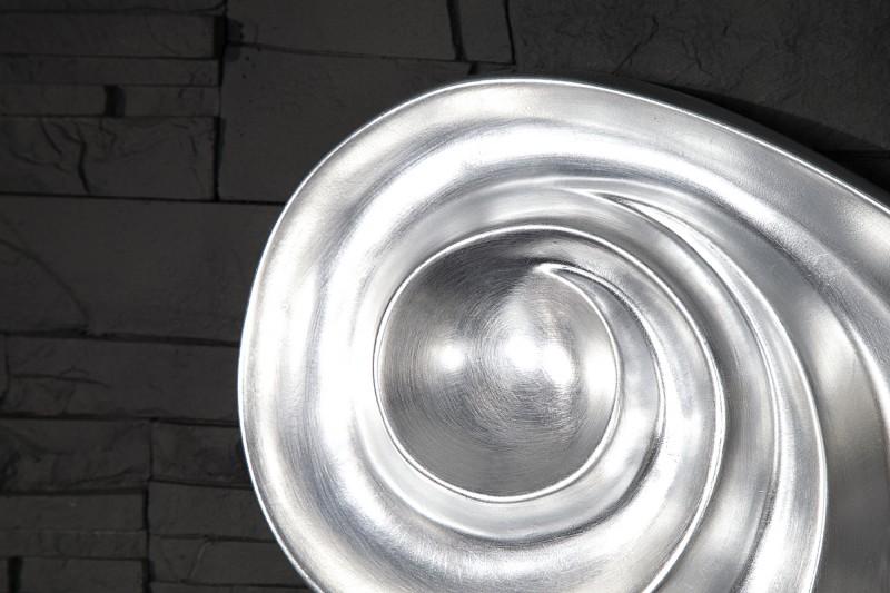 Nástěnné zrcadlo Alice 160cm stříbrná / 20342
