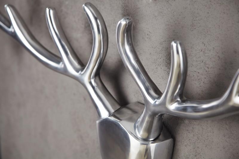 Paroží Veado 90cm - stříbrná / 12582