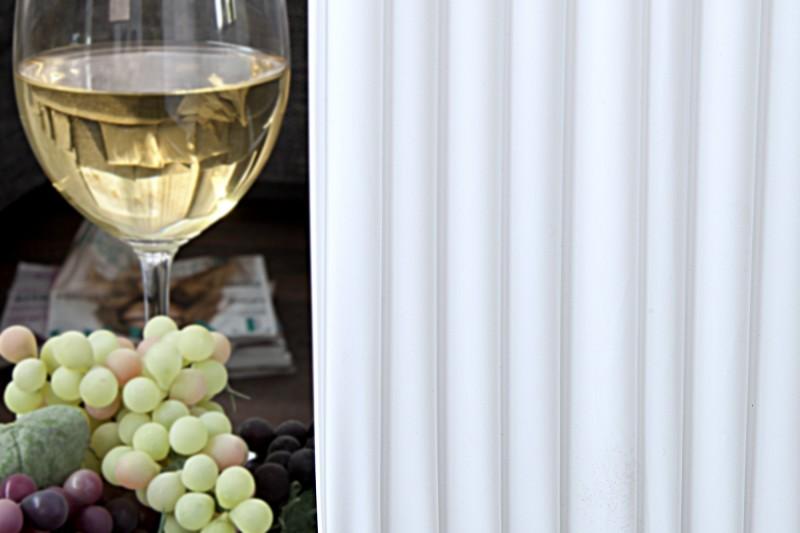Stolní lampa Paris 60cm - bílá  / 98
