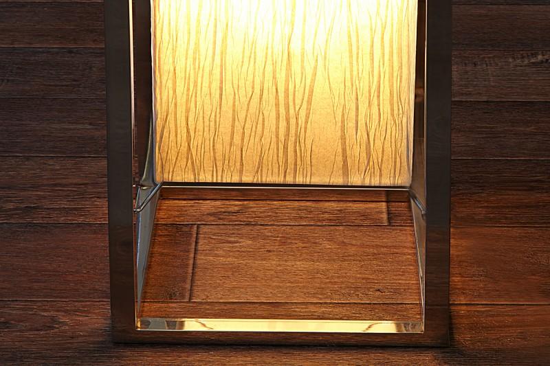 Stojací lampa Agapune bílá 120cm / 10878
