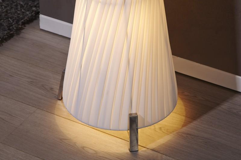 Stojací lampa Sydney 160cm - bílá / 7680