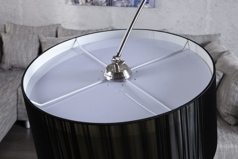 Stojací lampa Extenso - černá / 7162