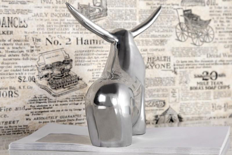 Paperweight Big Bull Alu / 8535