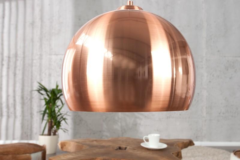 h ngeleuchte copper ball kupfer 30cm 22973 3795. Black Bedroom Furniture Sets. Home Design Ideas