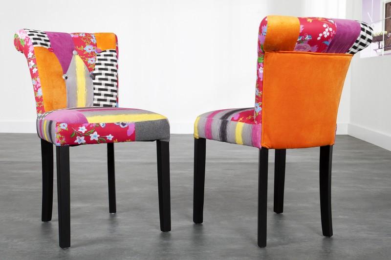 Stühle Bunt stuhl ibiza ii patchwork bunt 22788 4023