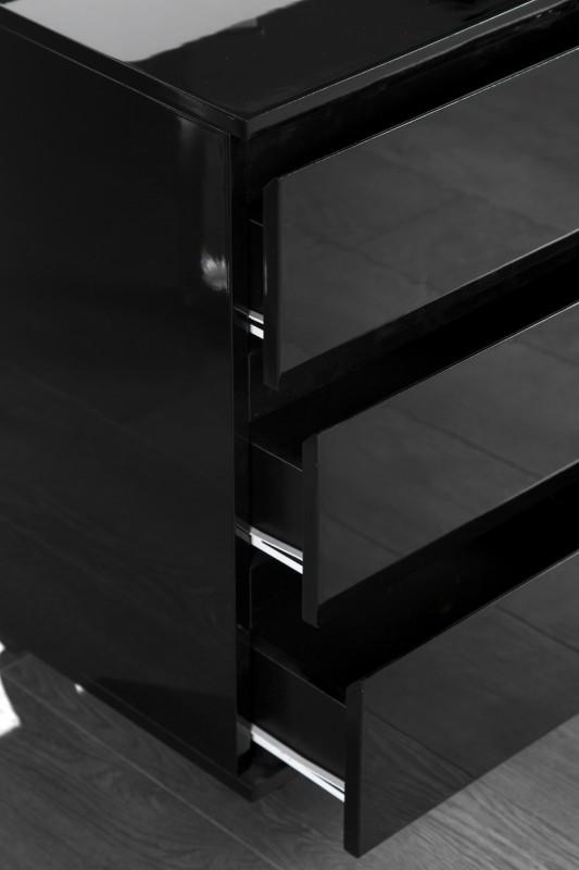 Kontejner Big Deal - černý / 17519