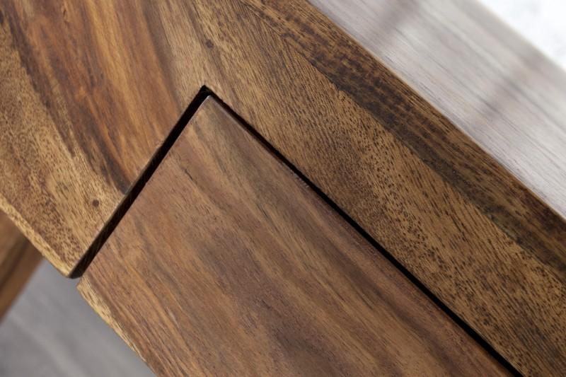 Pracovní stůl Hidalgo 100cm x 40cm - Sheesham / 30148