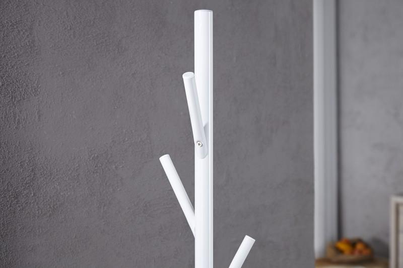 Stojan na kabáty Tree - bílý / 18658