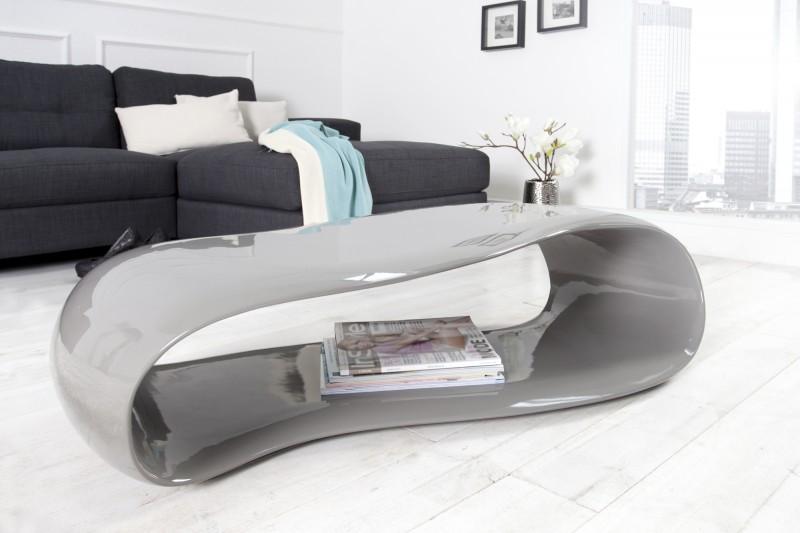 Konferenční stolek Future 110cm x 60cm - šedý / 35252