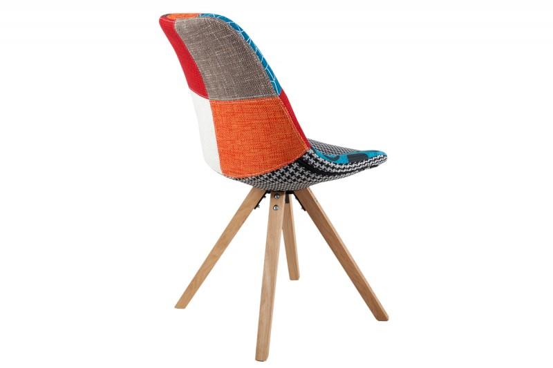 Židle Scandinavia Patchwork / 35714
