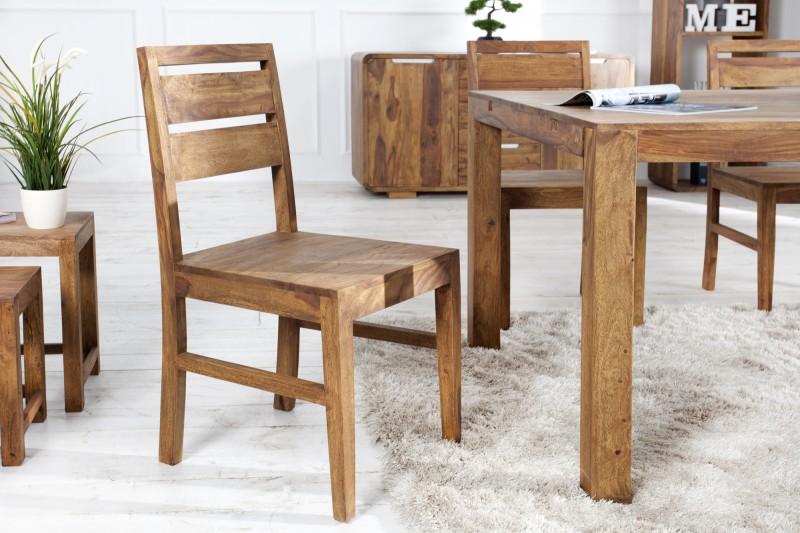 Jídelní židle Lagos - Sheesham / 35861