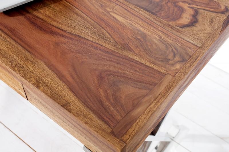 Pracovní stůl Elgin 120cm x 55cm - Sheesham / 35715