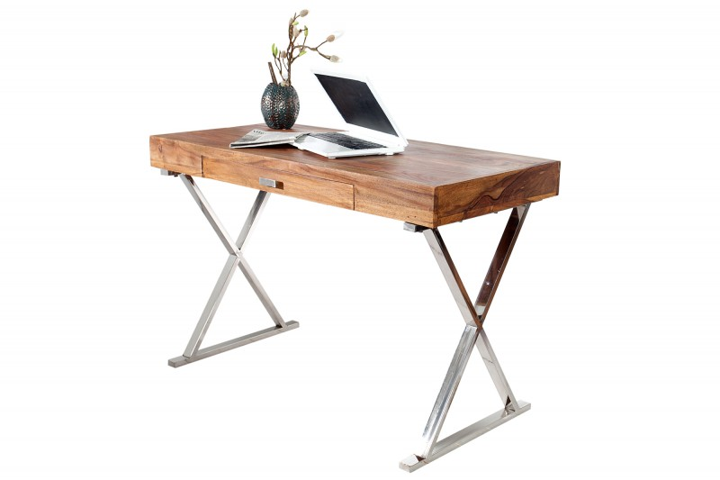 Pracovní stolek 120 cm Sheesham / 35715