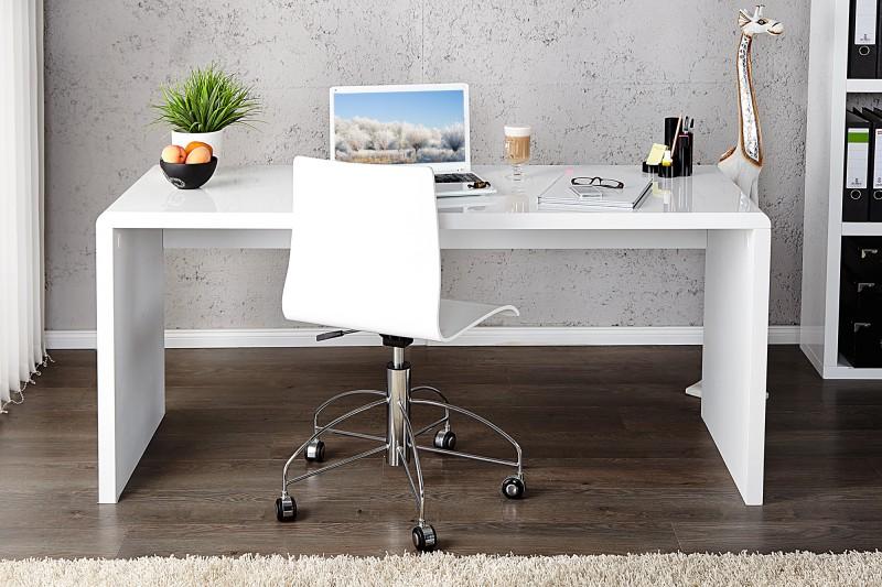 Pracovní stůl Fast Trade 120cm - bílý / 15806