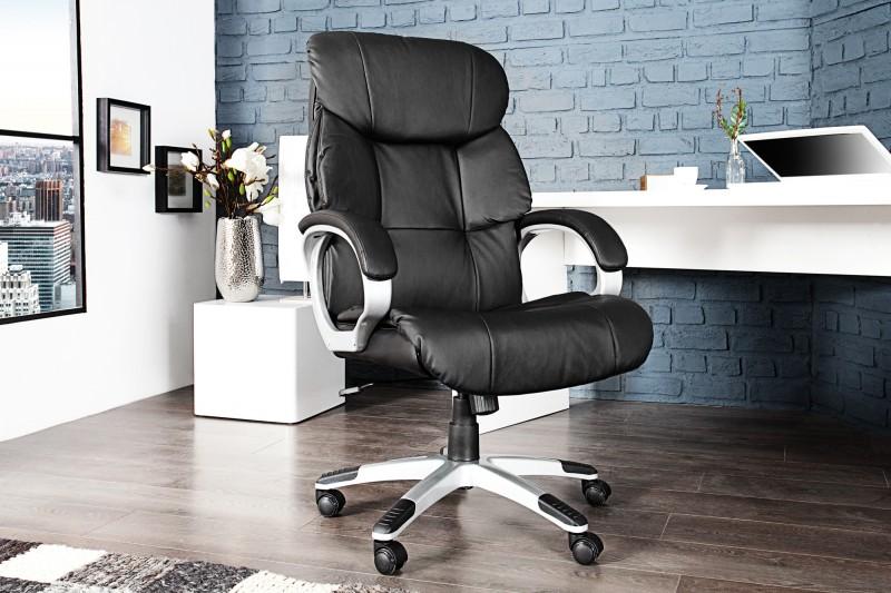Kancelářská židle Exclusive XXL - černá / 36001