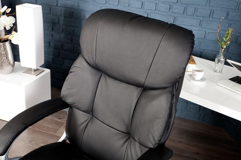 Kancelářská židle Exclusive - černá / 36001