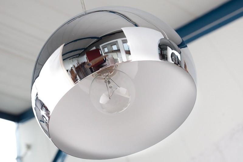 Závěsná lampa Violet 3er - chrom / 17760 - 2ks skladem