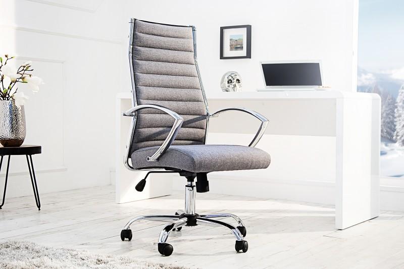 Kancelářská židle Big Deal - šedá / 36106