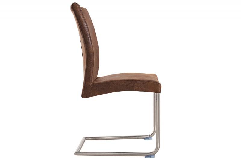 Konferenční židle Buffalo Vintage káva / 36124