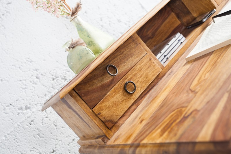 Pracovní stolek psací Hemingway 90cm Sheesham / 36340