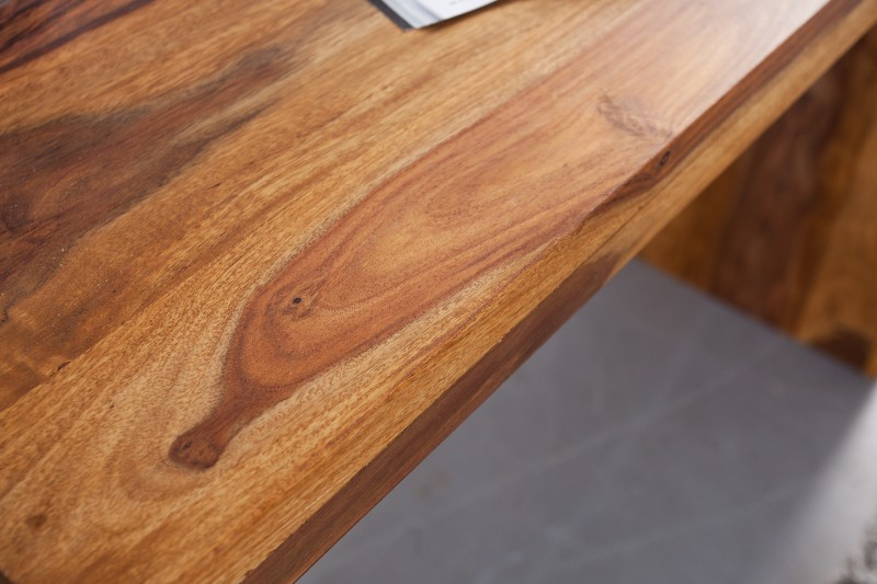 Pracovní stůl Makassar 100 cm Sheesham / 36330