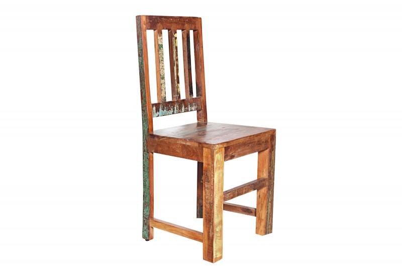 Jídelní židle Jakarta - recyklované dřevo / 20255