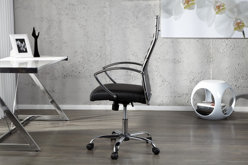 Kancelářská židle Cerrado - černá / 11062