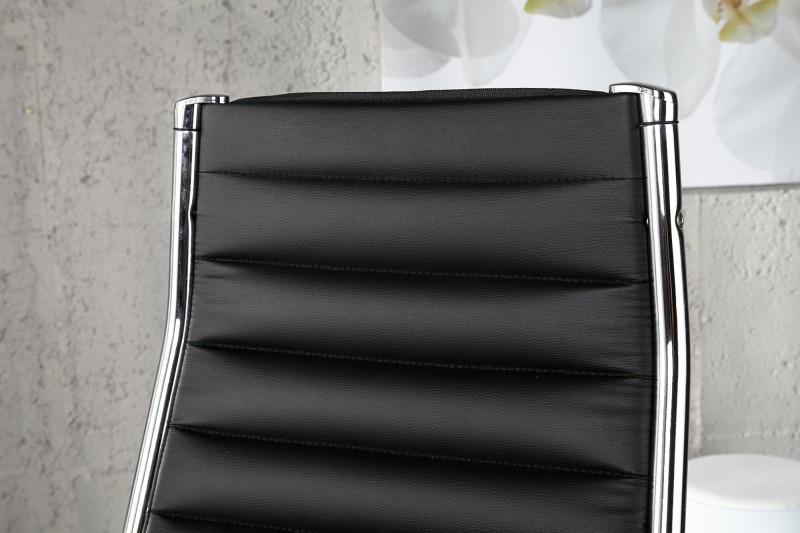Kancelářská židle Big Deal - černá / 11062
