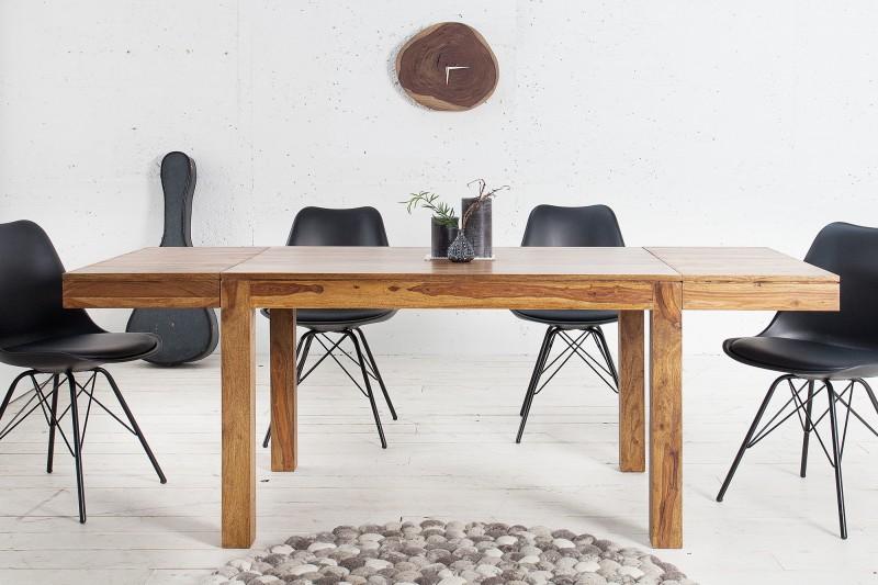Jídelní stůl Lagos 120-200cm s prodlužovacími deskami / 20976
