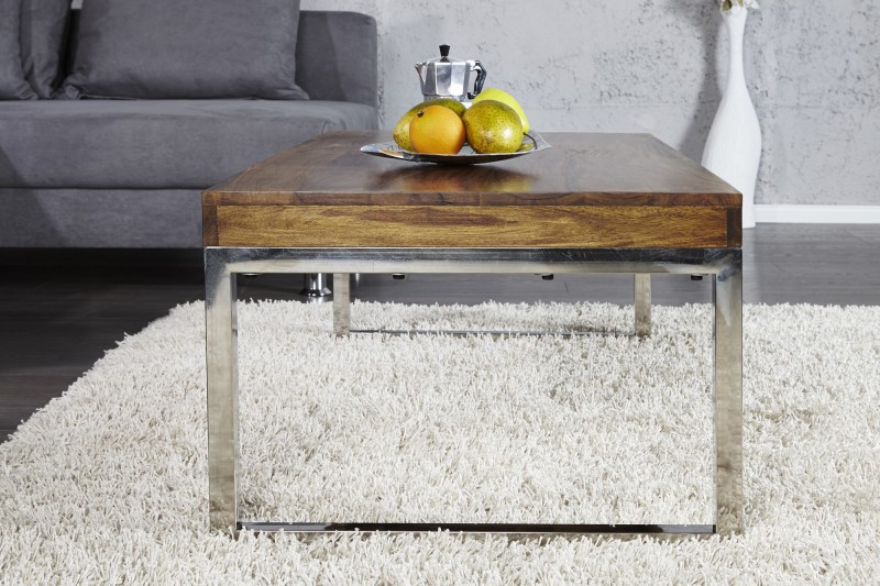 Konferenční stolek Elements 100cm Sheesham / 37046