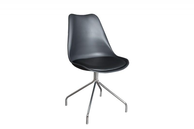Židle Scorpion černá / 36903