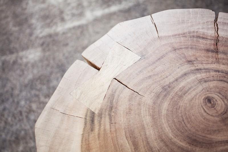 Konferenční stolek Goa 40cm - akát / 36707