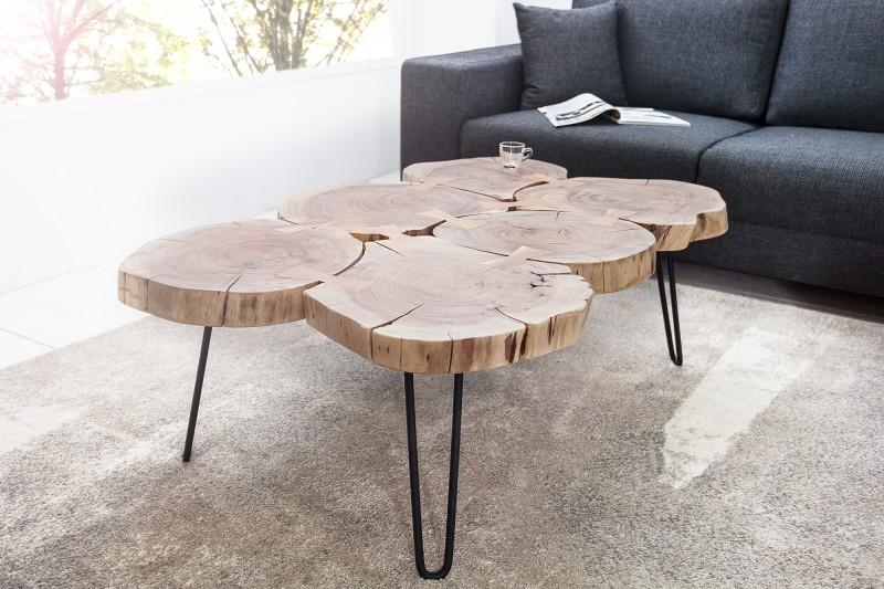 Konferenční stolek Goa 115cm - akát / 36708