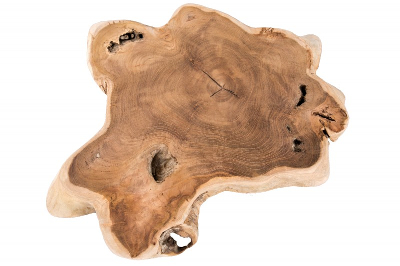 Stolek Jade 40cm - divoký teak / 36578