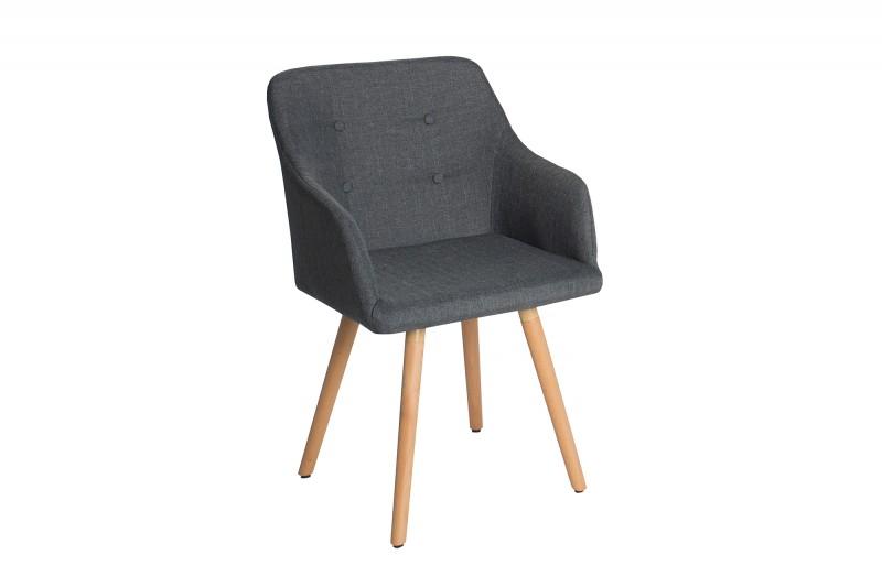 Stuhl scandinavia armlehne struktur 36823 5447 for Stuhl armlehne grau
