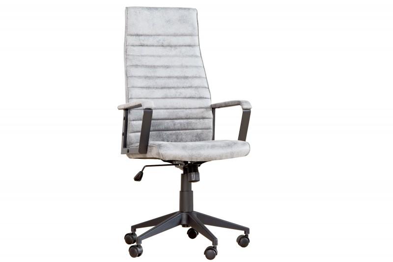 Kancelářská židle Parma - šedá / 37076