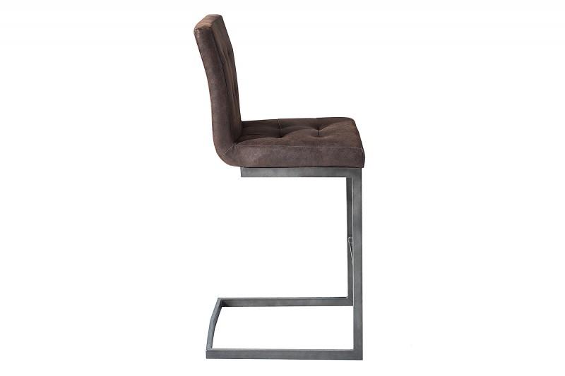 Barová stolička Rider hnědá / 37057
