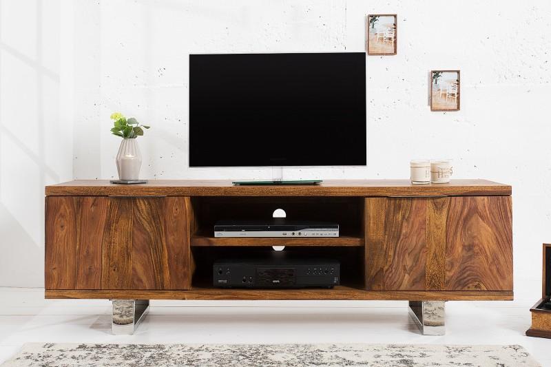 tv board elements 160cm sheesham 37209 5493. Black Bedroom Furniture Sets. Home Design Ideas