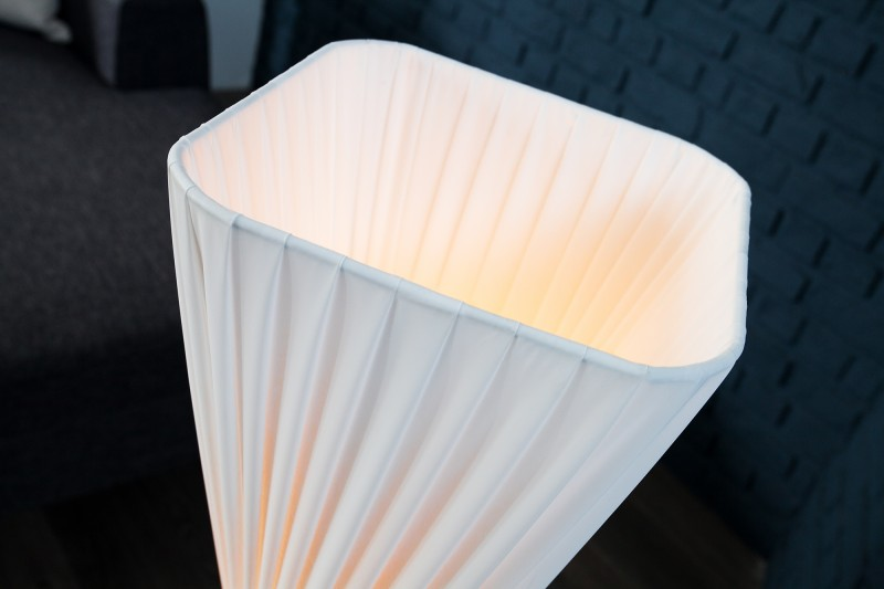 Stojací lampa Harmony 120cm - bílá / 36871