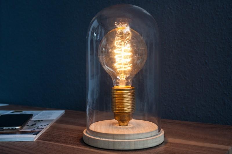 Stolní lampa Edison Retro / 36873