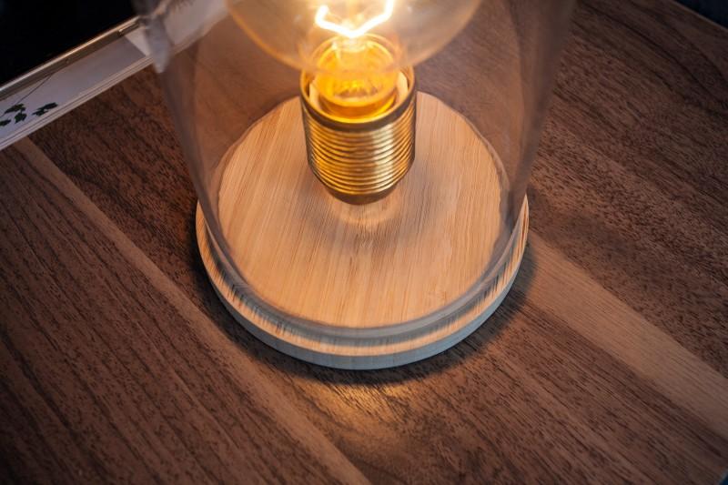 Stolní lampa Edison Retro 20cm  / 36873