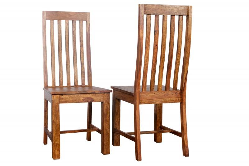 Jídelní židle Lagos - Sheesham / 17763