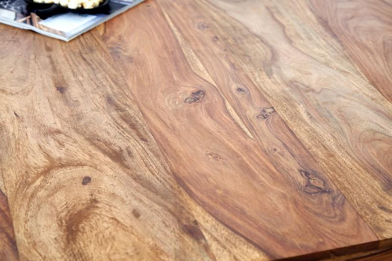 Jídelní stůl Fortaleza 200cm x 100cm - Sheesham / 15516