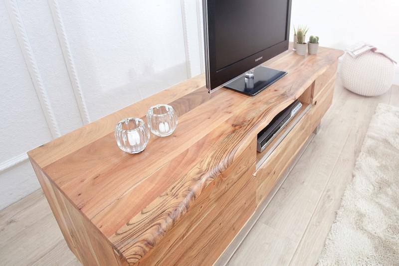 tv board mammut 160cm akazie 37498 5701. Black Bedroom Furniture Sets. Home Design Ideas