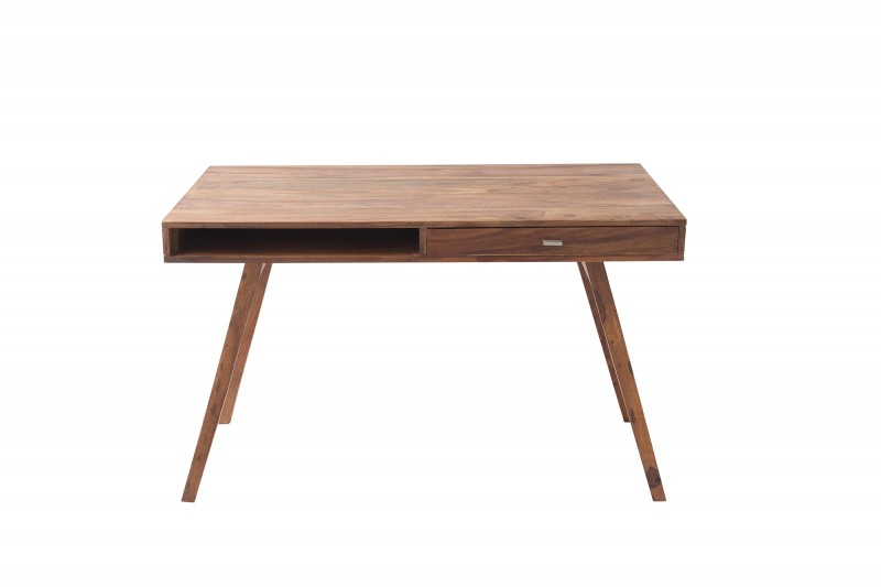 Pracovní stůl Flam 120cm x 60cm - Sheesham / 37516